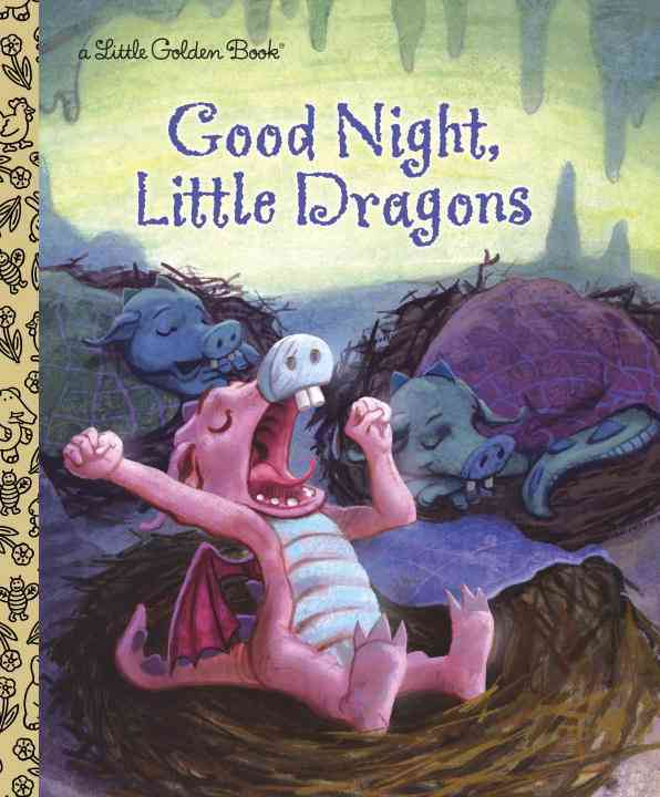 Good Night, Little Dragons By Tyson, Leigh Ann